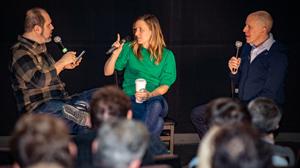 Craig Mazin, Emily Zulauf, and John August